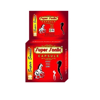Super Sonic Power Booster Capsules