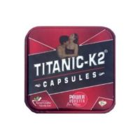 Titanic K2 Power Booster Capsule