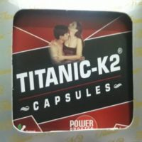 Titanic K2 Power Booster Capsules