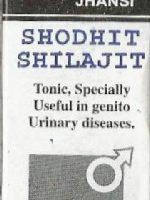 Baidyanath Shodhit Shilajit