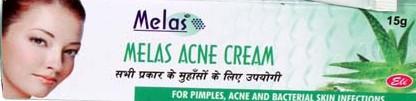 Melas Acne Cream