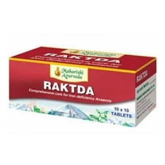 Maharishi Ayurveda Raktda Tablets For Anemia