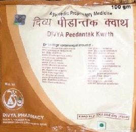 Divya Peedantak kwath