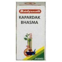 Baidyanath Kaprdak Bhasma