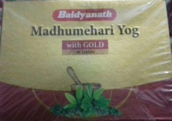 Baidyanath Madhumehari Tablets