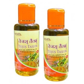 Divya Tejus Tailum(Oil) For Face-Patanjali | FineYog Com