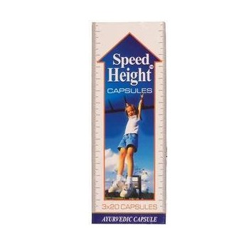 Speed Height Capsules