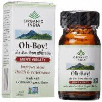 Organic India Oh Boy