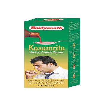 Baidyanath Kasamrita Herbal Cough Syrup modified