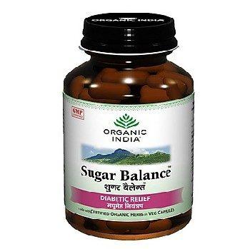 Organic India Sugar-balance Capsules