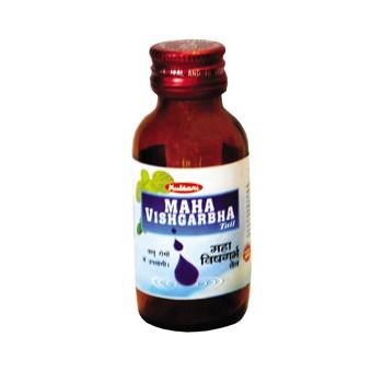 MahaVishgarbha Oil