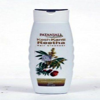 Patanjali Kesh Kanti Reetha Shampoo