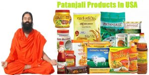 patanjali products in USA