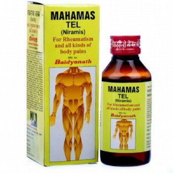 Baidyanath Mahamash oil