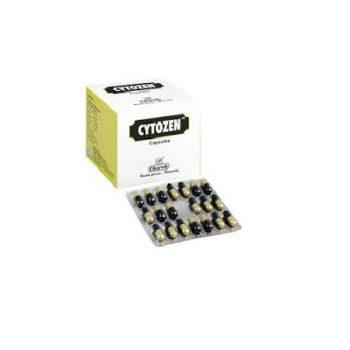 charak cytozen capsules