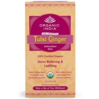 Organic Tulsi Ginger Tea