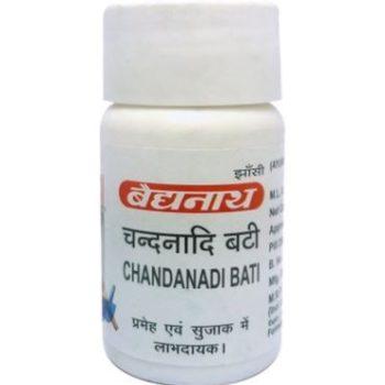 Baidyanath Chandanadi Vati-40 Tablets