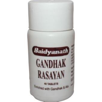 Baidyanath Gandhaka Rasayana