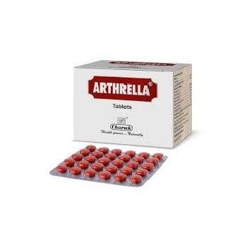 Charak Arthrella Tablet