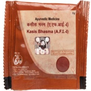 Divya Kasees Bhasm For Anemia