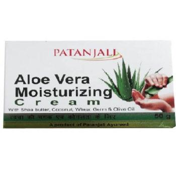Patanjali Aloe Vera moisturizing cream