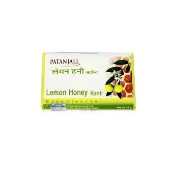 Patanjali Lemon Honey Kanti Soap