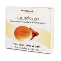 Patanjali Mysore Super Sandal Body Cleanser