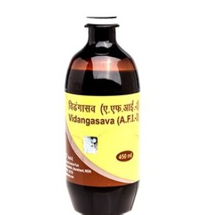 Divya Vidangasava For Intestinal Diseases