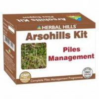 Arsohills kit-piles management