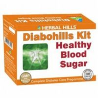 Diabohills kit for diabetes