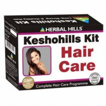 Keshohills hair care kit