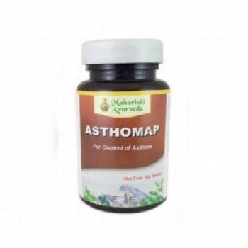 Maharishi Asthomap Tablet For Asthma By Maharishi Ayurveda