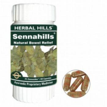 Sennahills-60 capsules-laxative