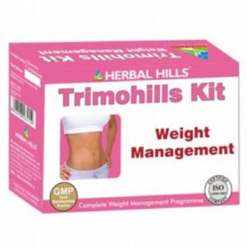 Trimohills kit-weight management