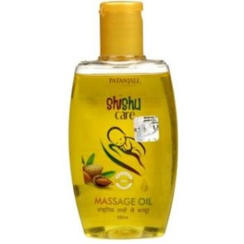 Patanjali Shishu Care Massage Oil