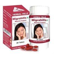 Herbals Hills Migrahills tablets