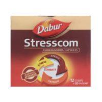 Dabur Stresscom Ashwagandha Capsules