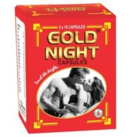 Gold Night Capsules