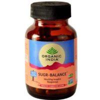 Organic India Sugar Control Capsules