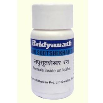 Baidyanath Laghu Sutshekhar Tablets